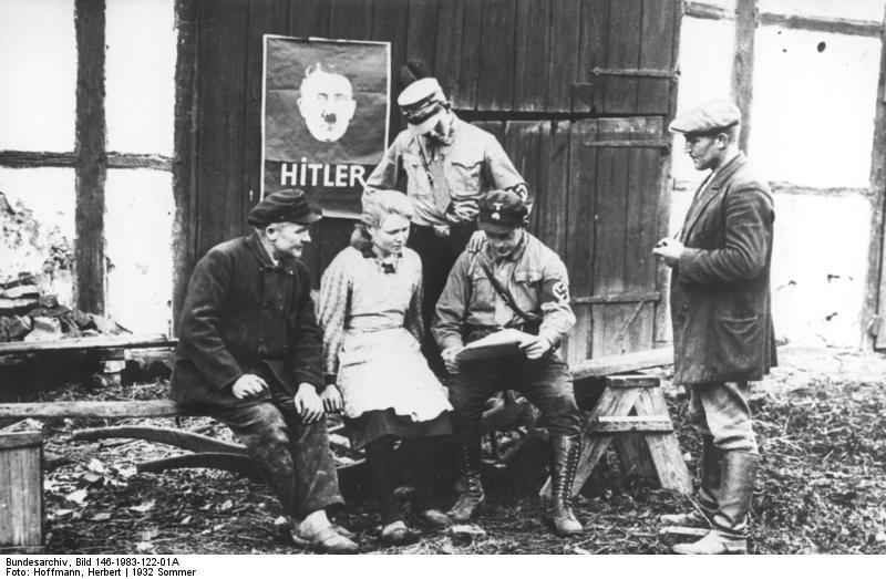 Bundesarchiv Bild 146-1983-122-01A, Wahlpropaganda der NSDAP