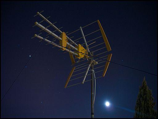 Antena de TV - TV antenna (3149926874)
