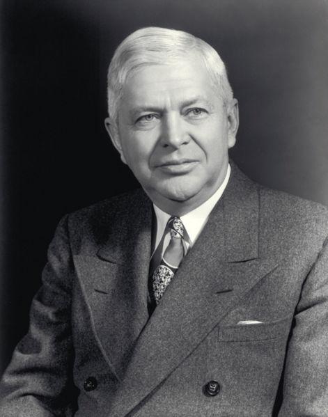 Charles Wilson at GM