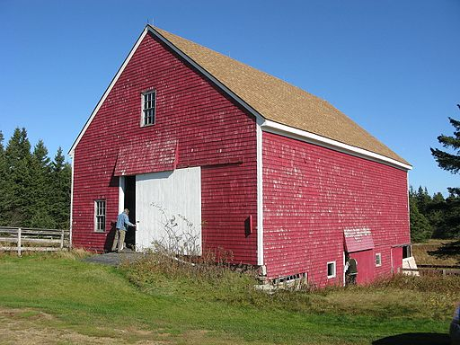 Barn on North Haven