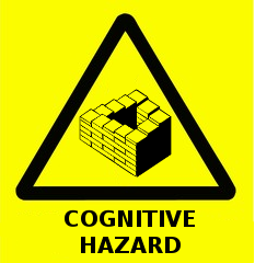 Cognitive Hazard by Arenamontanus