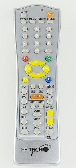 Heitech Universal remote-3225