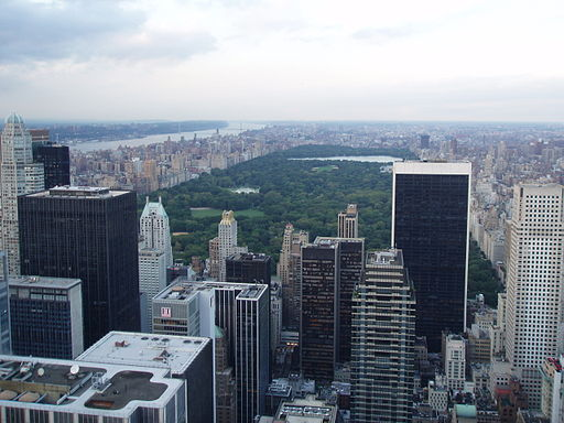 Central Park-from Rock Center2