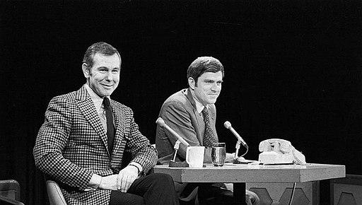 Phil Donahue Johnny Carson 1970