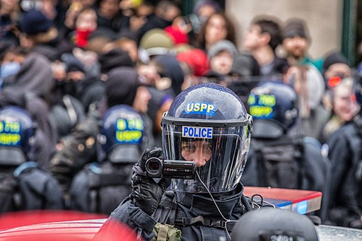 Inauguration U.S. Park Police Surveillance