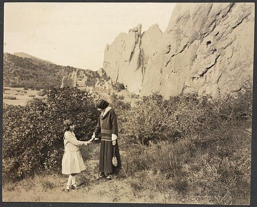 Alice Paul, with Mildred Bryan 159039v