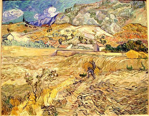WLA ima Landscape at St Remy