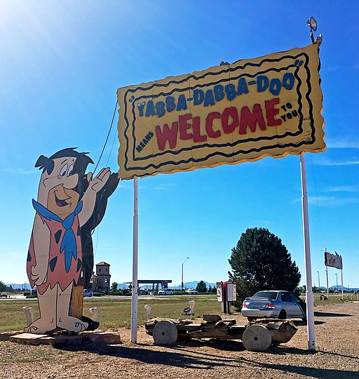 The Flintstones Bedrock City IMG 0132