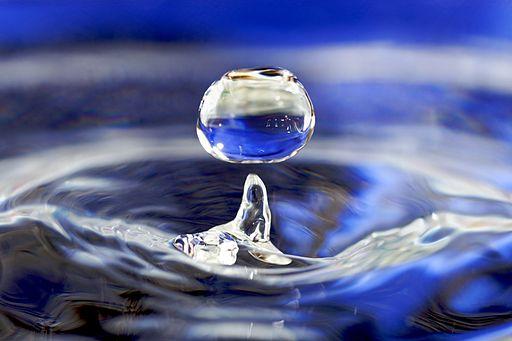 Water drop 001
