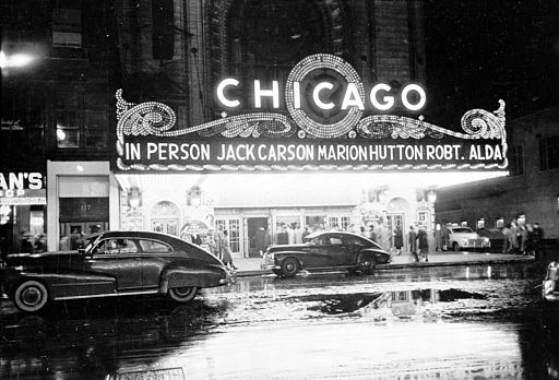 Stanley Kubrick - Chicago Theatre cph.3d02346