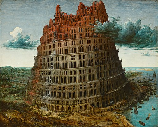 The Tower of Babel 2443