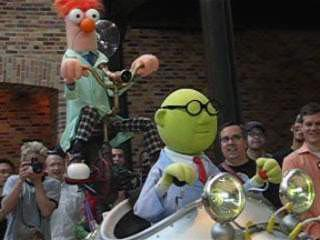 Muppet Mobile Lab video on blip.tv (420548297)