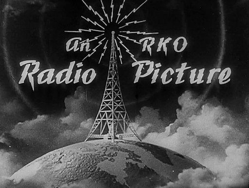RKO Radio Pictures transmitter ident