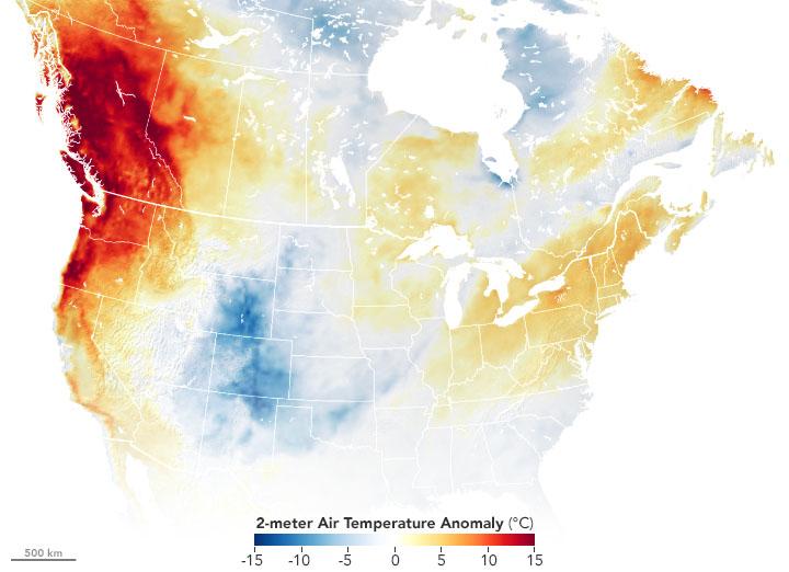 WNA Heat Wave Temp Anomaly